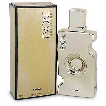 Oproepen goud door Kitty Eau de parfum spray 2,5 oz (vrouwen) V728-545340