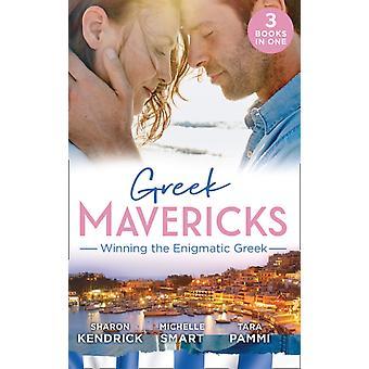 Griekse Mavericks wint de enigmatische Grieks door Sharon Kendrick