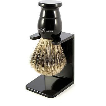 Zwarte Badger met standaard 1ej876sds-beste Badger haren