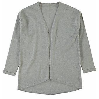 Name-It Light Grey Girls Cardigan Nitemekko