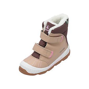 Kamik Waterbug8G Kids støvler sorte sko