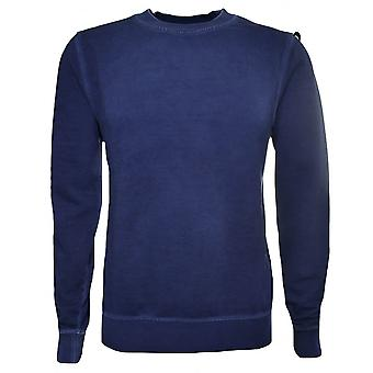 Replay mannen Blue Sweatshirt