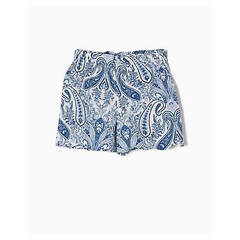 Zippy Printed Shorts B & S