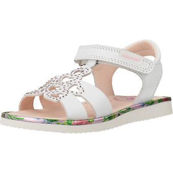 Pablosky Sandals 076900 White Color