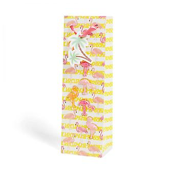 NOD Products 'Flamingo' Wine Bag With Glass Markers