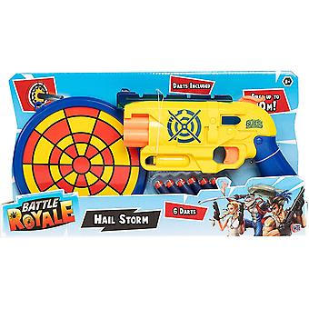 Battle Royale Hail Storm Dart Blaster