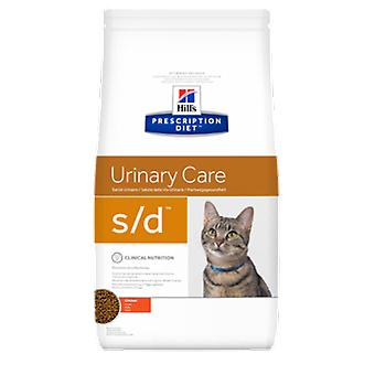 Hill's Prescription Diet s/d Urinary Dissolution (Cats , Cat Food , Dry Food)