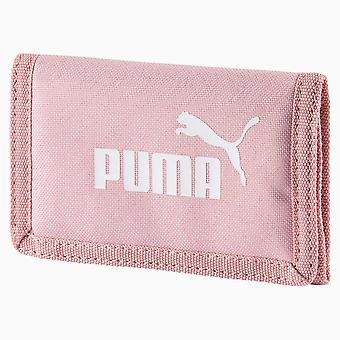 Puma Phase Sports Zipped Wallet Money Purse Bridal Rose