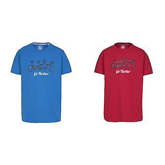 Hausfriedensbruch Mens Hanks II T-Shirt