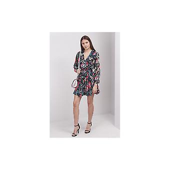 Μαντέψτε Eulalia τροπικό φόρεμα εκτύπωσης