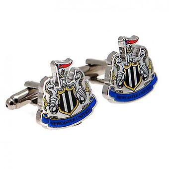 Newcastle United FC Crest Cufflinks - Officially Licensed - Toon Football Club