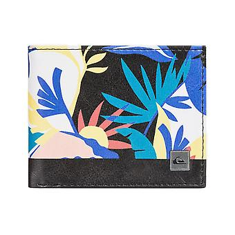 Quiksilver Freshness II Faux Leather Wallet in White