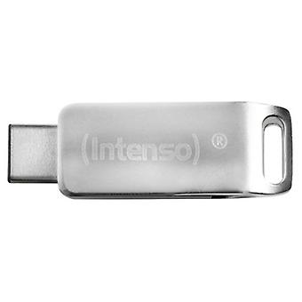 INTENSO 3536490 64 GB prata pen-drive