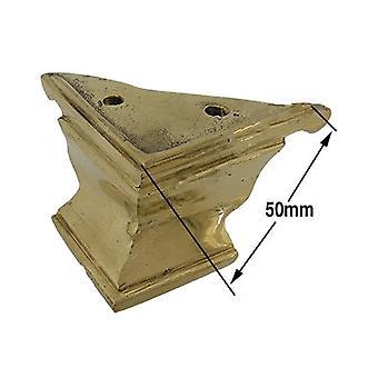 Clock case corner foot, ornate wcp63299