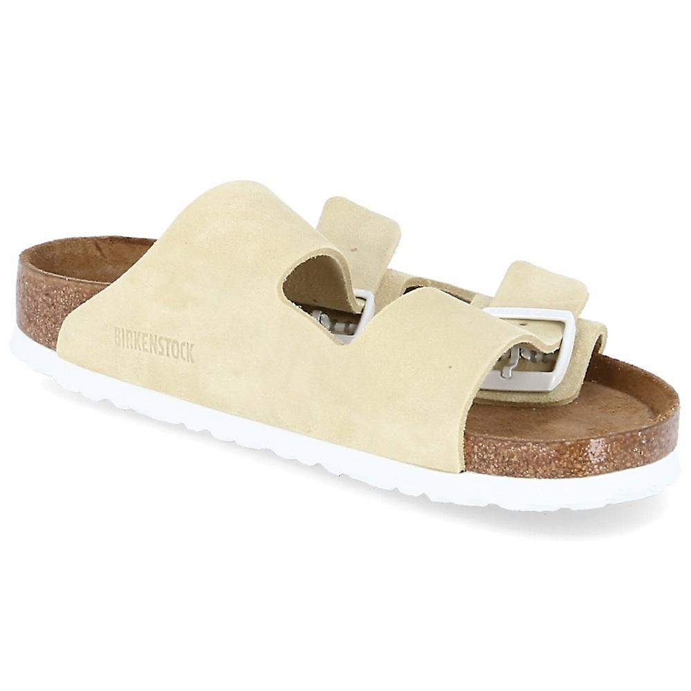 Birkenstock Arizona 1012834ARIZONASFBVANILLA universelle sommer kvinner sko