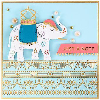 Spellbinders Shapeabilities Die D-Lites - Festival del Elefante