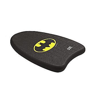 Zoggs Batman Junior Kleinkind Kinder Schwimmen Kickboard Schwarz/Gelb