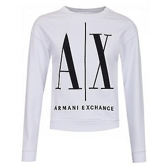 Armani Exchange AX Logo Sweat