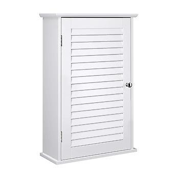 Armário de suspensão com porta