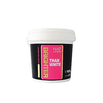 NAF Naf plus lumineux que blanc 600g