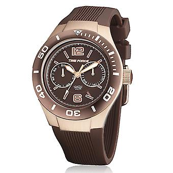 Dames' Watch Time Force TF4181L15 (41 mm)