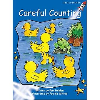 Red Rocket Readers - Early Level 3 Fiction Set B - Careful Counting Big