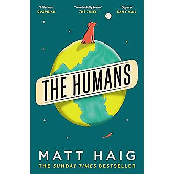 The Humans by Matt Haig - 9781786894663 Book