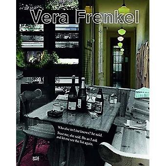 Vera Frenkel (German Edition) by Anne Benichou - 9783775732468 Book
