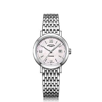Rotary LB05300-39 Women-apos;s-apos; Windsor Wristwatch
