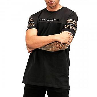 Kings Will Dream Vez Black Gold Jersey T-shirt