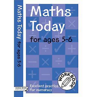 الرياضيات اليوم للإعمار من 5-6 من أندرو برودي-كتاب 9780713670783