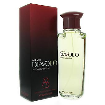 Diavolo for menn av antonio banderas 3,4 oz eau de toilette spray