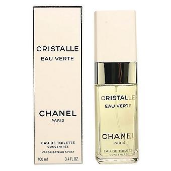 Naisten's Hajusteiden Cristalle Eau Verte Chanel EDT/50 ml