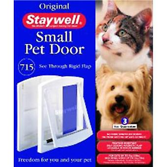 Staywell 715 Small Pet Door And Lock