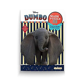 Dumbo Mask and Puzzle Fun - 9781912841288 Book