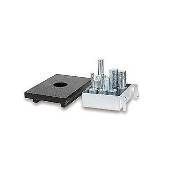 Beta 030270510 3027/KP10 Set di Pin pugni e piastra per 10 3027