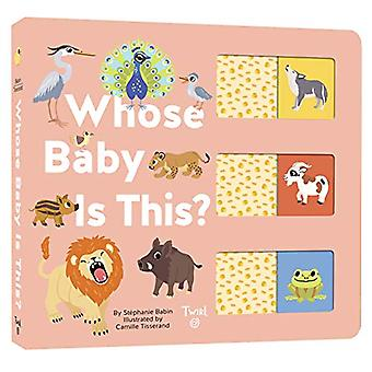 Whose Baby is This? by Stephanie Babin - 9782408015961 Book
