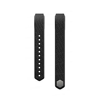 Replacement Wristband Bracelet Band Strap for Fitbit Alta[Large,Black] BUY 2 GET 1 FREE