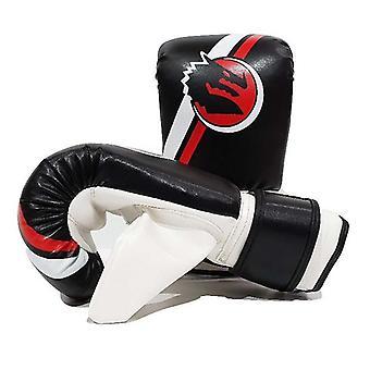 Morgan Classic Bag Mitts Black White