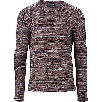 Solid Crew Neck Sweater MAGHIN - PC Sweater Sweater MAGHIN NEW