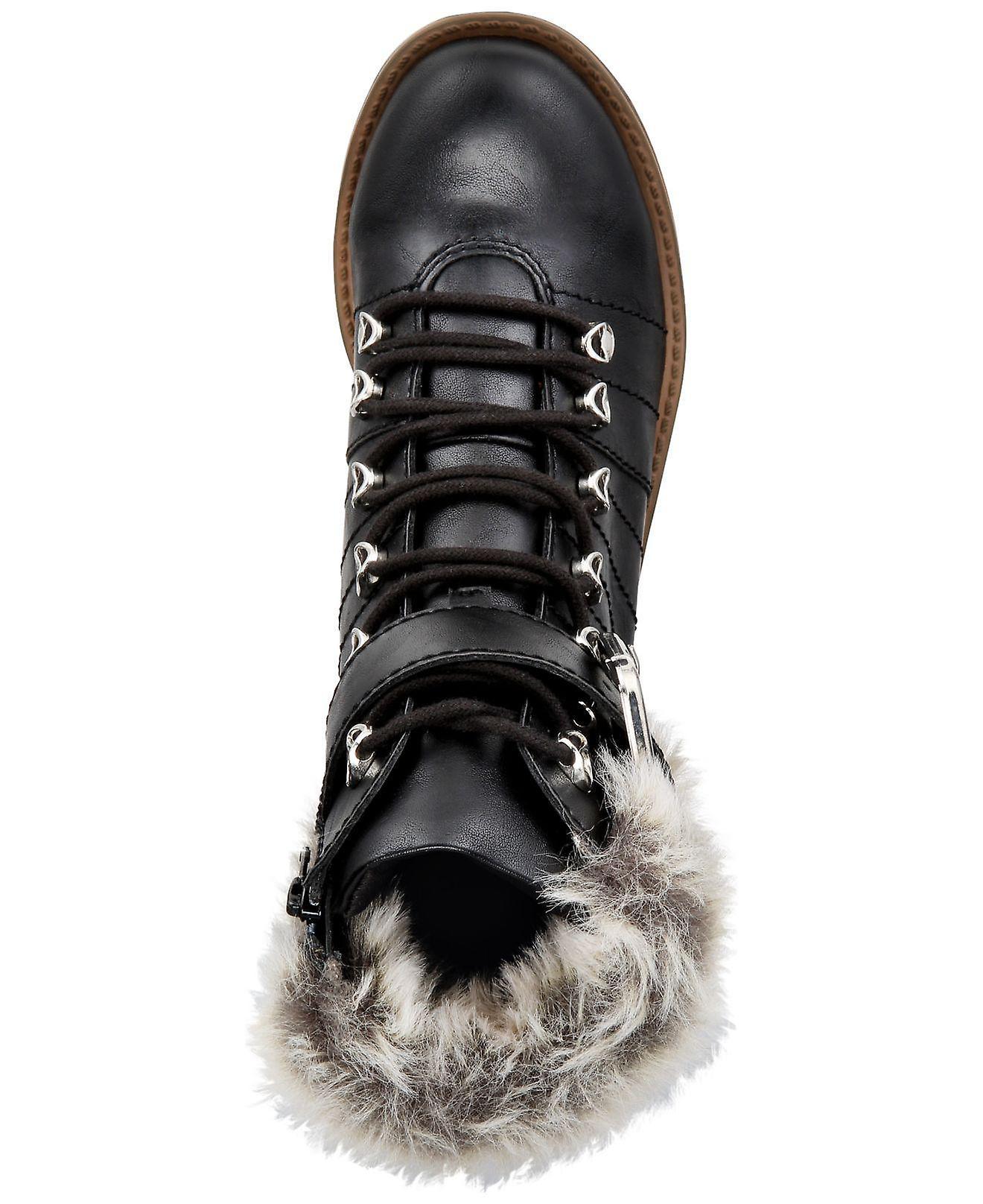American Rag Womens JoJo Cuir Fermé Toe Ankle Motorcycle Boots - Remise particulière