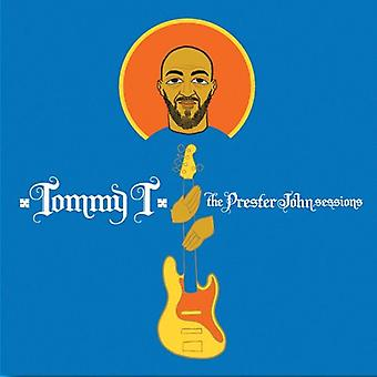 Tommy T - Prester John Sessions [CD] USA import