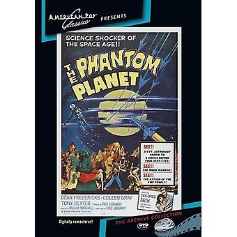 Phantom Planet [DVD] USA import