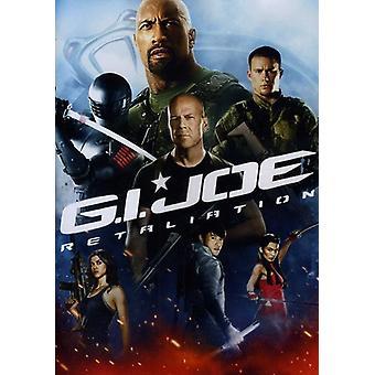 G.I. Joe: Importação EUA retaliação [DVD]