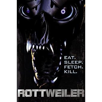 Importação de EUA Rottweiler [DVD]