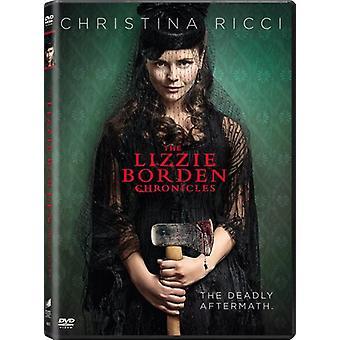 Lizzie Borden Chronicles: Saison 1 USA [DVD] import