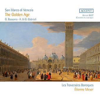 Bassano / Gabrieli / Meyer - San Marco Di Venezia / Golden Age [CD] USA tuonti
