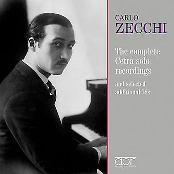 Bach, J.S. / Zecchi - Bach, J.S. / Zecchi: Complete Solo Recordings & Selected Additional [CD] USA import