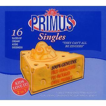 Primus - de kan inte alla vara Zingers: bästa av Primus [CD] USA import
