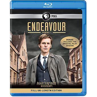 Endeavour - Endeavour: Serie 1 importazione USA [BLU-RAY]